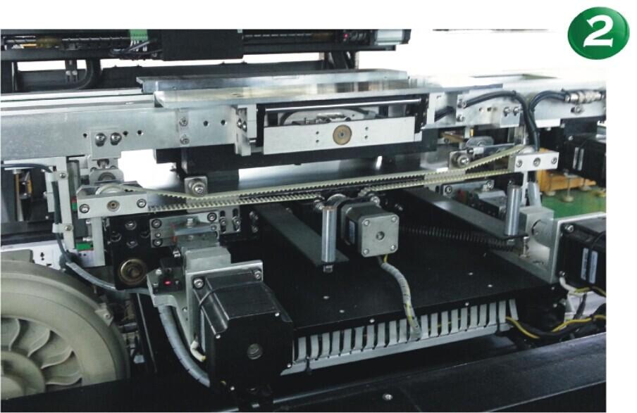 科隆威全自动印刷机配置
