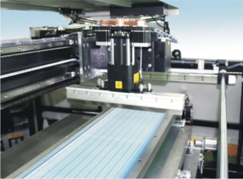 科隆威LDE印刷机配置