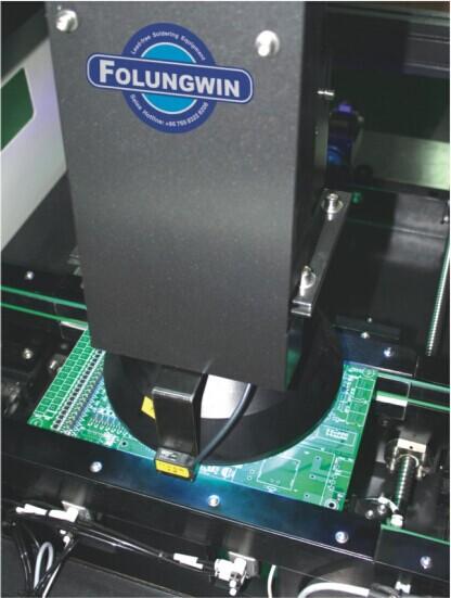 科隆威在线AOI测试仪配置