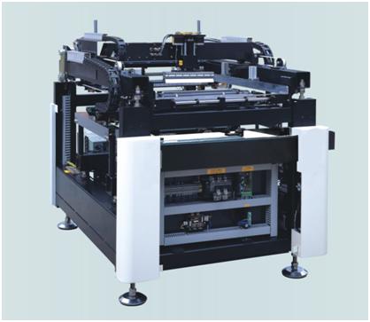 科隆威印刷机结构框架