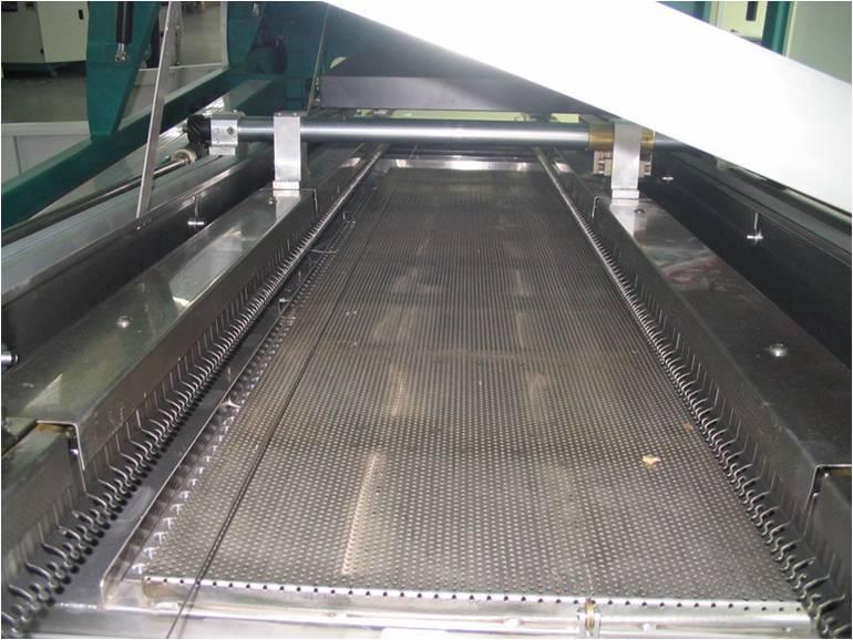 科隆威波峰焊防护网