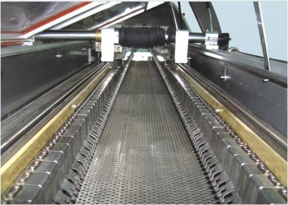 科隆威波峰焊不变型传输系统