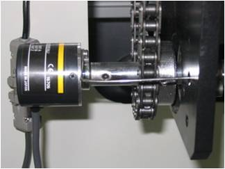 科隆威波峰焊编码器