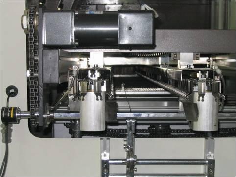 科隆威波峰焊md系列运输系统原理